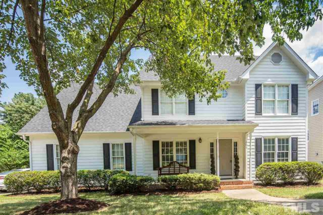 809 S White Street, Wake Forest, NC 27587 (#2202039) :: The Jim Allen Group