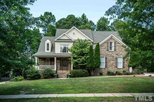114 Wright Hill Drive, Durham, NC 27712 (#2202058) :: The Perry Group
