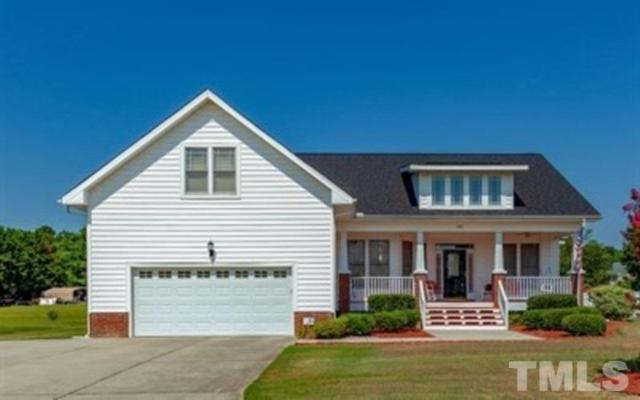 140 Golden Oats Drive, Angier, NC 27501 (#2202070) :: The Abshure Realty Group