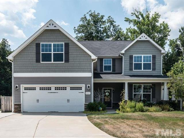 2221 Longshadow Drive, Graham, NC 27253 (#2202085) :: The Perry Group