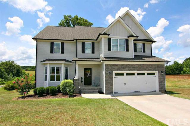 1049 Bluebell Lane, Wake Forest, NC 27587 (#2202113) :: Marti Hampton Team - Re/Max One Realty