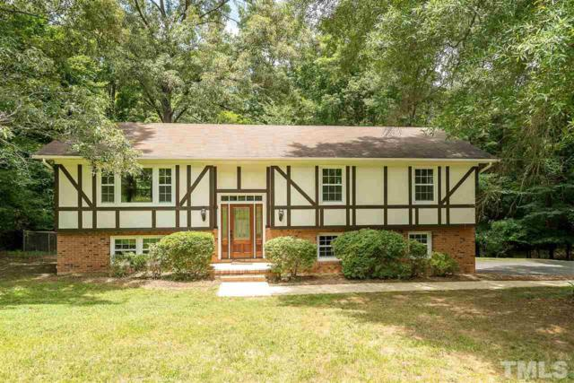 2918 Little River Drive, Hillsborough, NC 27278 (#2202134) :: The Perry Group