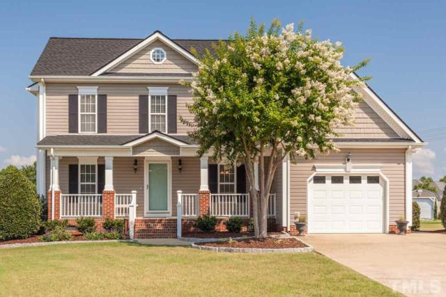 8704 New River Circle, Raleigh, NC 27603 (#2202135) :: The Perry Group