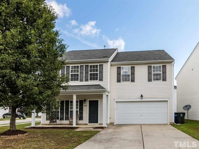 4205 Snowcrest Lane, Raleigh, NC 27616 (#2202150) :: Rachel Kendall Team