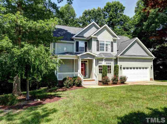 350 Wyndham Place Drive, Fuquay Varina, NC 27526 (#2202219) :: The Perry Group