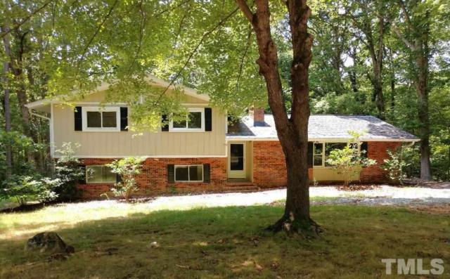 920 Shady Lawn Extension, Chapel Hill, NC 27514 (#2202224) :: The Perry Group