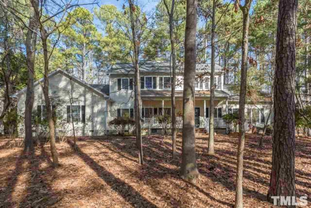 708 Spindlewood, Pittsboro, NC 27312 (#2202227) :: The Perry Group