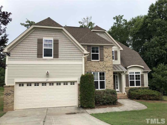 25 Nettletree Creek Court, Youngsville, NC 27596 (#2202231) :: The Perry Group