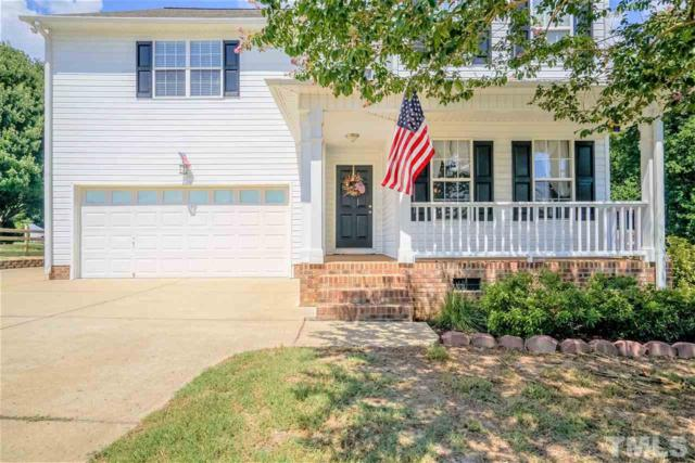125 Belve Drive, Garner, NC 27529 (#2202241) :: The Perry Group