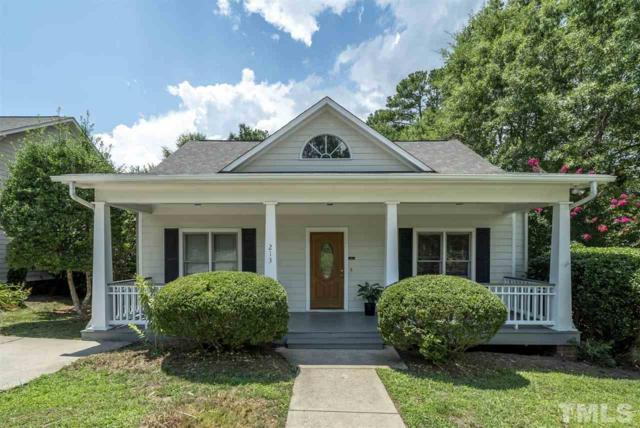 213 Old Barn Lane, Chapel Hill, NC 27514 (#2202247) :: The Perry Group
