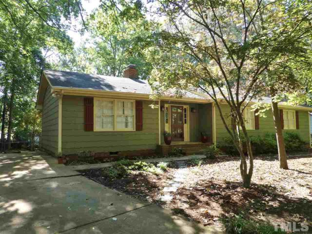 813 Valerie Drive, Raleigh, NC 27606 (#2202256) :: The Perry Group