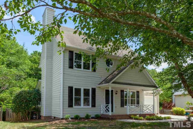 18 Pedestal Rock Lane, Durham, NC 27712 (#2202270) :: The Perry Group