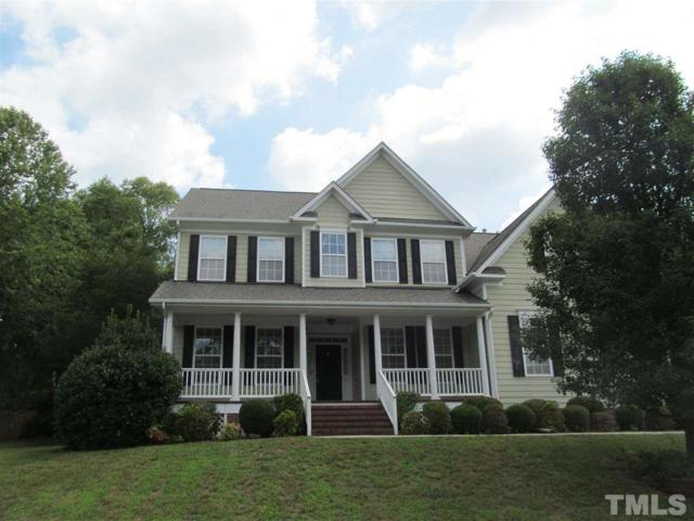 1805 Charlion Downs Lane, Apex, NC 27502 (#2202285) :: The Perry Group