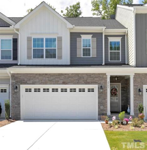 2705 Masonboro Ferry Drive, Apex, NC 27502 (#2202294) :: The Abshure Realty Group