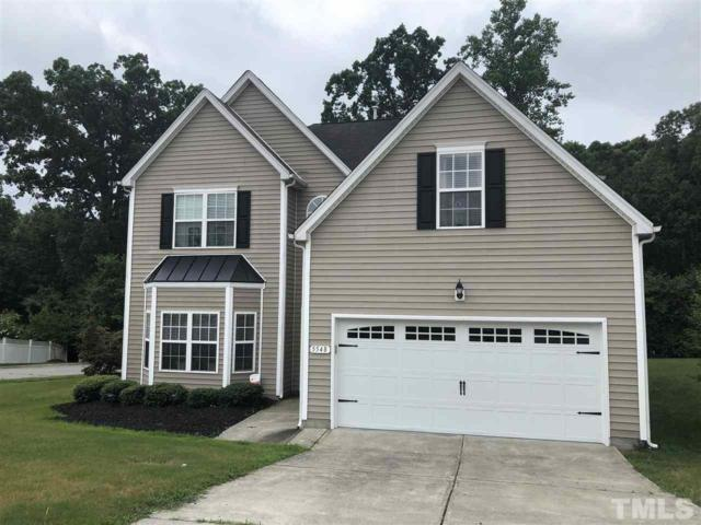 5548 Quitman Trail, Raleigh, NC 27610 (#2202310) :: The Perry Group