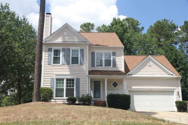101 Ashley Brook Court, Cary, NC 27513 (#2202333) :: The Perry Group