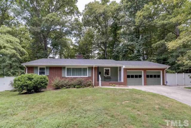 918 Kathryn Street, Cary, NC 27511 (#2202340) :: The Perry Group