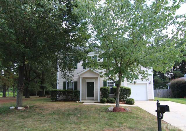 2905 Sawyers Mill Drive, Apex, NC 27539 (#2202342) :: The Perry Group