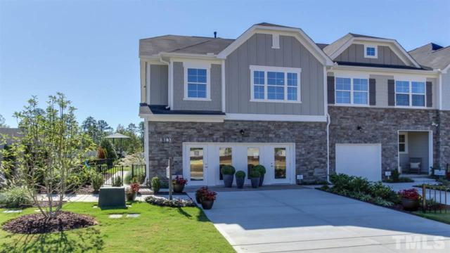 813 New Derby Lane #38, Apex, NC 27523 (#2202358) :: The Perry Group
