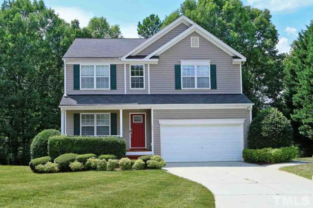 120 Westcott Court, Holly Springs, NC 27540 (#2202361) :: The Perry Group