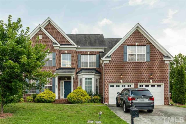 809 Potterstone Glen Way, Cary, NC 27519 (#2202364) :: The Perry Group