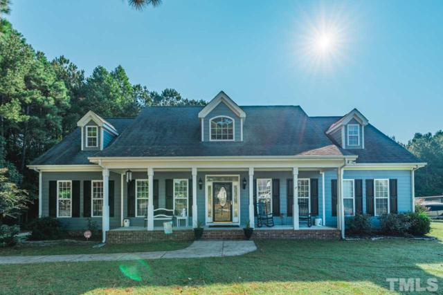 3600 Lillie Branch Drive, Zebulon, NC 27597 (#2202367) :: The Perry Group