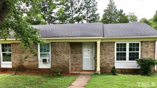 316 Omega Road, Durham, NC 27712 (#2202369) :: The Perry Group