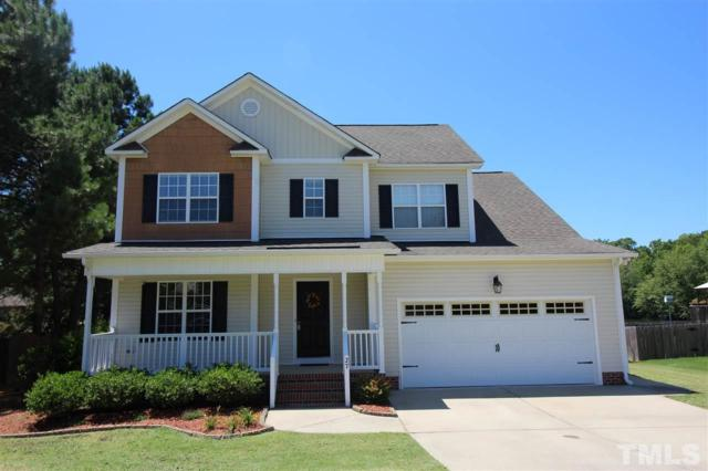 27 Brindley Circle, Clayton, NC 27520 (#2202385) :: The Perry Group