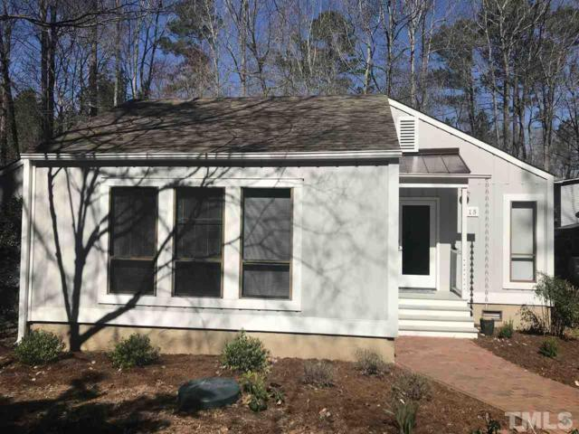 15 Matchwood, Pittsboro, NC 27312 (#2202449) :: The Perry Group