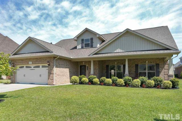 631 Sippihaw Oaks Drive, Fuquay Varina, NC 27526 (#2202454) :: Better Homes & Gardens | Go Realty