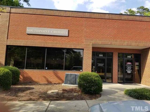 6401-101 Fayetteville Street, Durham, NC 27713 (#2202466) :: Raleigh Cary Realty
