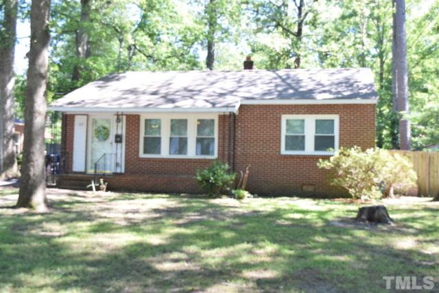 529 Summit Drive, Sanford, NC 27332 (#2202548) :: The Perry Group