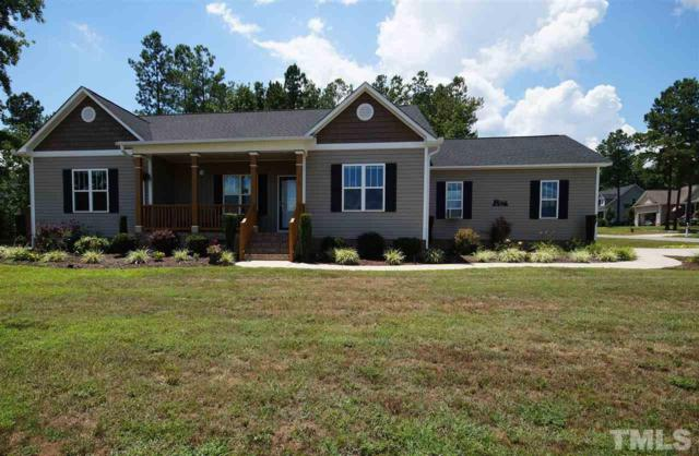 35 Silver Creek Drive, Clayton, NC 27520 (#2202576) :: The Perry Group