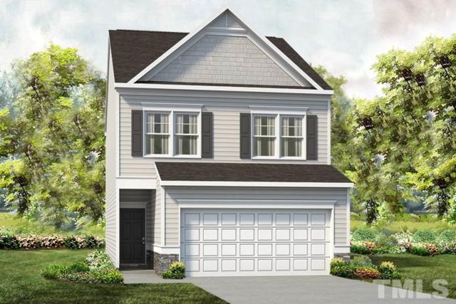 6345 Grace Lily Drive #15, Raleigh, NC 27607 (#2202590) :: Raleigh Cary Realty
