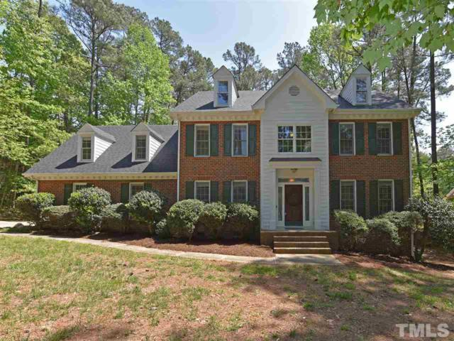 5509 Pine Leaf Court, Raleigh, NC 27606 (#2202600) :: The Perry Group