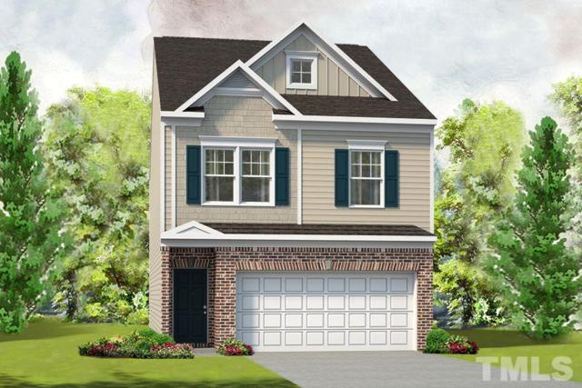6343 Grace Lily Drive #16, Raleigh, NC 27607 (#2202610) :: The Perry Group