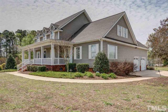 1011 Duck Pond Road, Nashville, NC 27856 (#2202618) :: The Perry Group