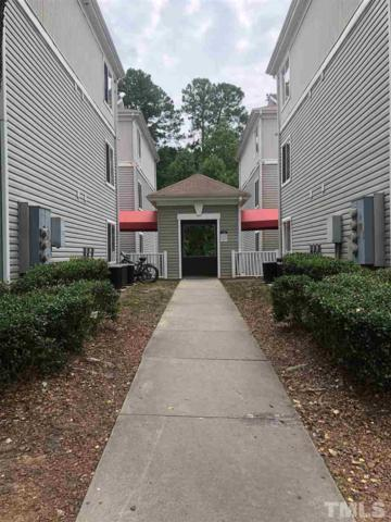 1351 Crab Orchard Drive #204, Raleigh, NC 27606 (#2202627) :: The Abshure Realty Group