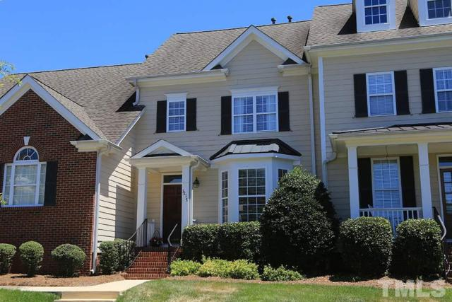 1217 Fairview Club Drive, Wake Forest, NC 27587 (#2202666) :: The Perry Group