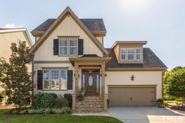 201 Streamwood Drive, Holly Springs, NC 27540 (#2202700) :: The Perry Group