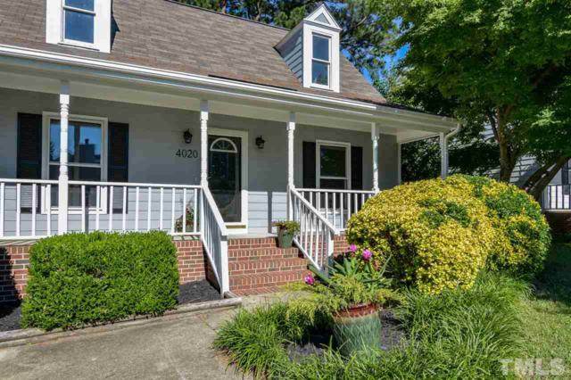 4020 Iron Horse Road, Raleigh, NC 27616 (#2202706) :: The Perry Group