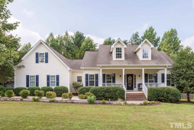 35 Ward Drive, Youngsville, NC 27596 (#2202718) :: The Jim Allen Group
