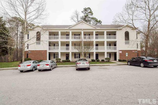 1901 Trailwood Heights Lane #301, Raleigh, NC 27603 (#2202752) :: The Perry Group