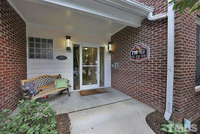 710 N Person Street #205, Raleigh, NC 27604 (#2202800) :: Better Homes & Gardens | Go Realty