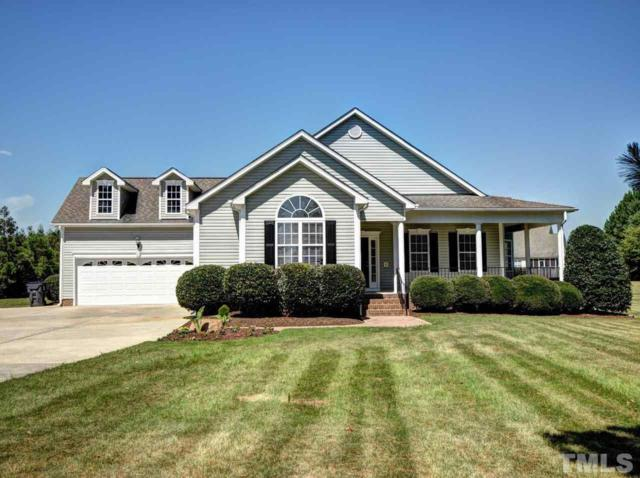 4615 Little Creek Church Road, Clayton, NC 27520 (#2202827) :: The Perry Group