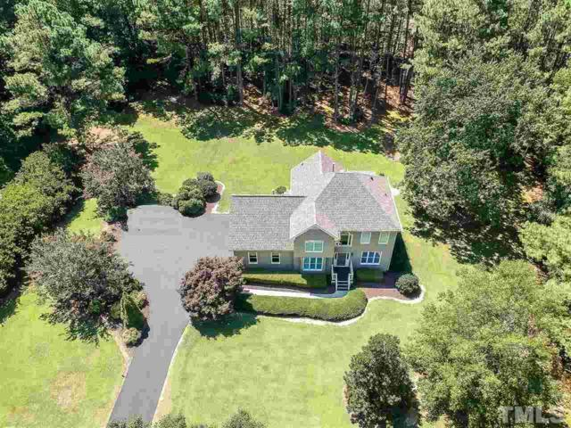 325 Morris Road, Pittsboro, NC 27312 (#2202838) :: The Perry Group