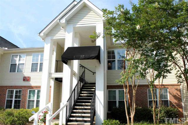 2400-202 Huntscroft Lane #202, Raleigh, NC 27617 (#2202877) :: The Jim Allen Group