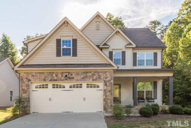 821 Richland Ridge Drive, Wake Forest, NC 27587 (#2202880) :: Marti Hampton Team - Re/Max One Realty