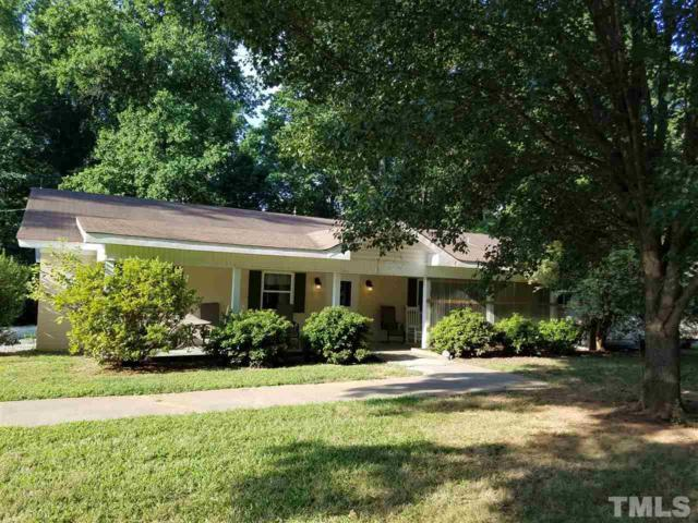 2701 Moon Lindley Road, Snow Camp, NC 27349 (#2202895) :: The Perry Group