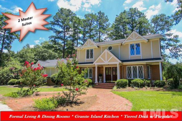 703 Chestnut Drive, Smithfield, NC 27577 (#2202901) :: Raleigh Cary Realty